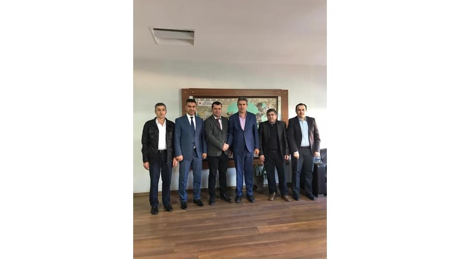 Maltepe Başkan Yardısı Haydar Battal'ı Ziyaret Ettik